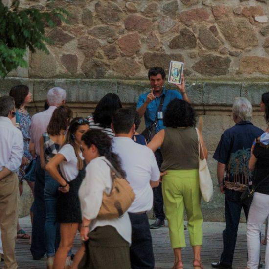 Ruta Toledo es Sueño, una experiencia audiovisual