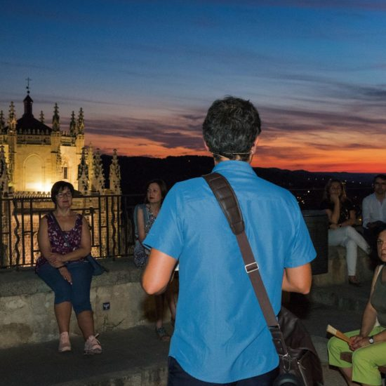 Ruta Toledo es Sueño, la mejor ruta de Toledo, Mirador de Virgen de Gracia